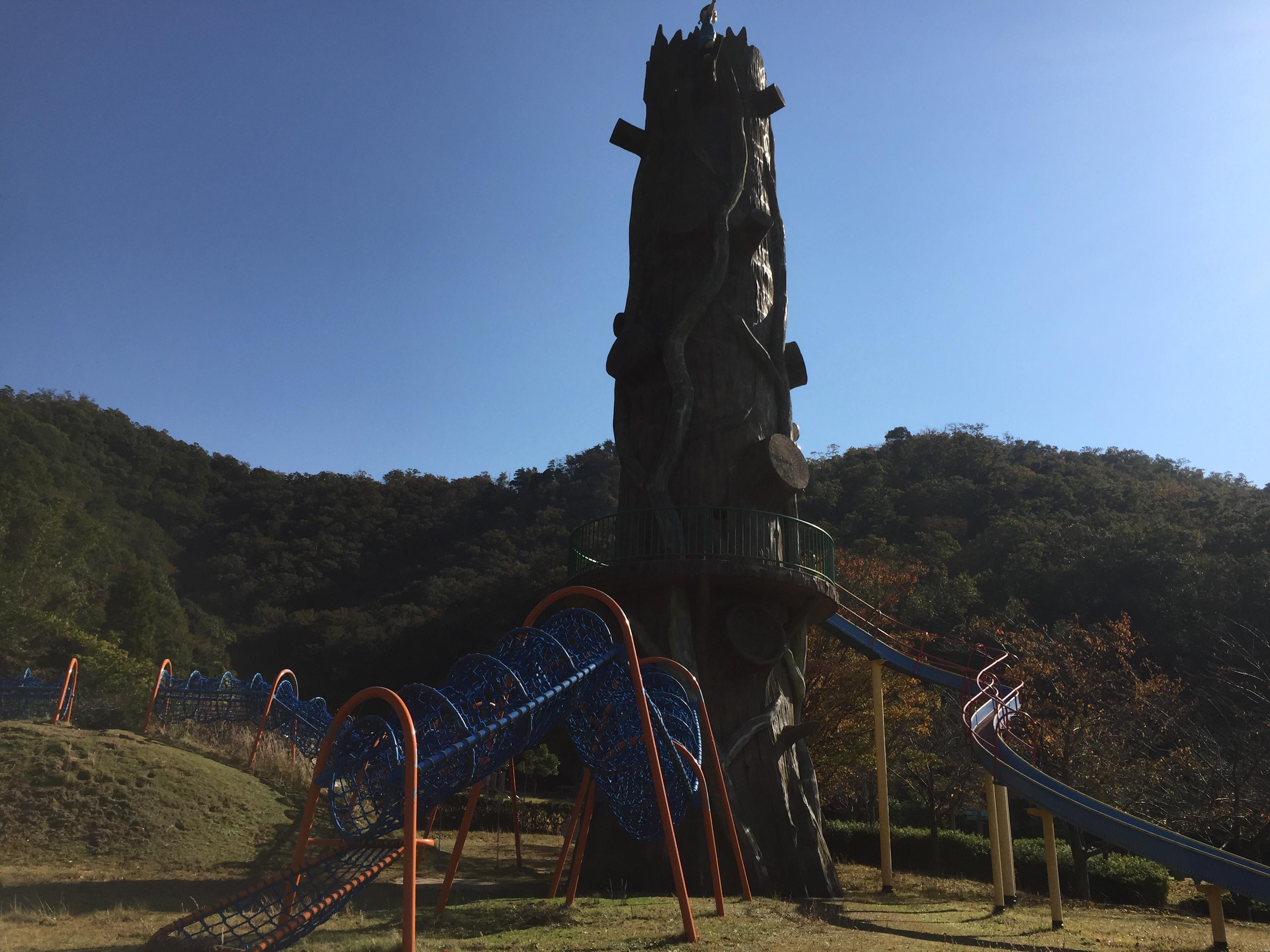 若狭総合公園で子どもと遊び方!