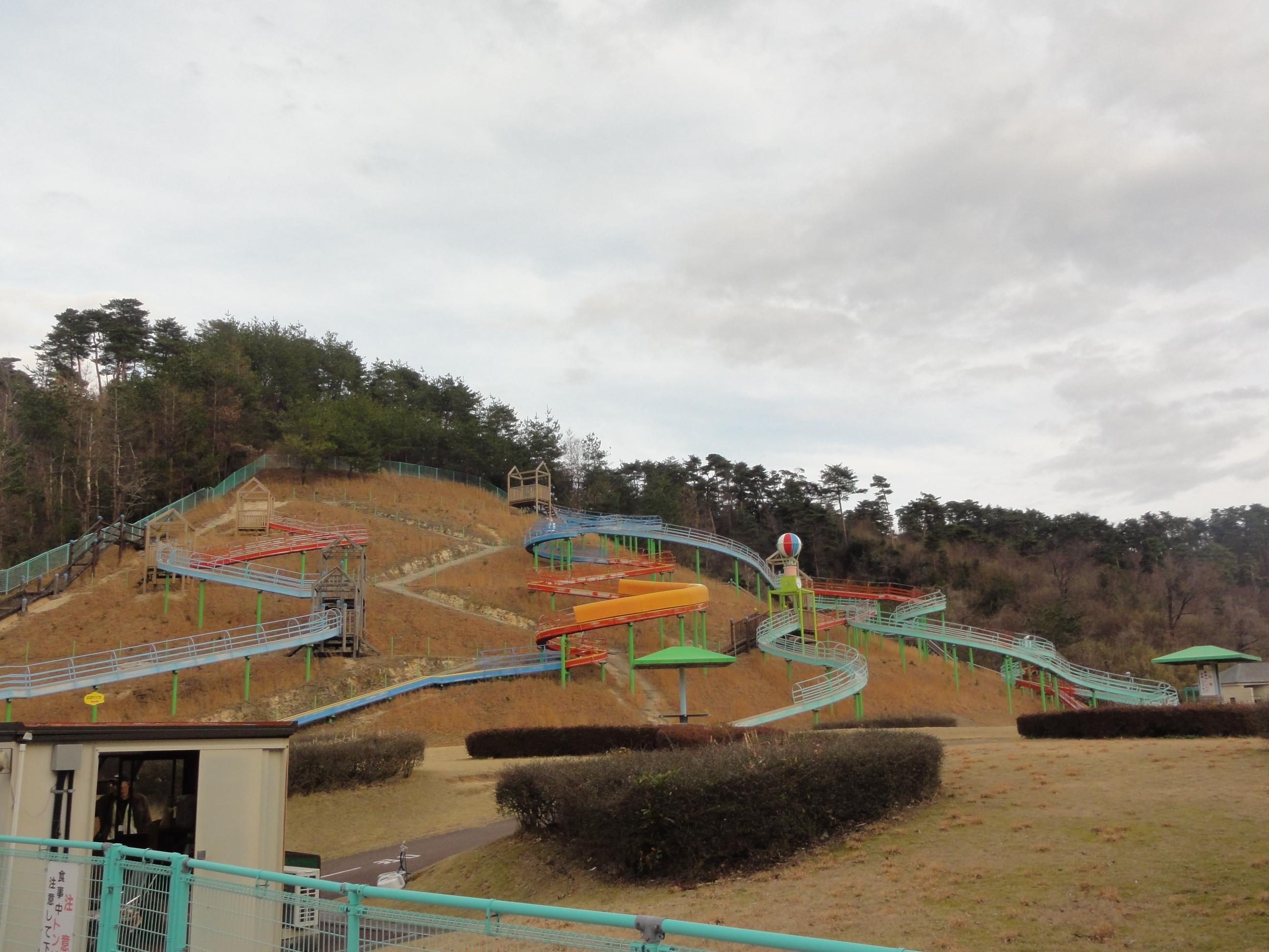 敦賀市総合運動公園(ちびっこ広場)