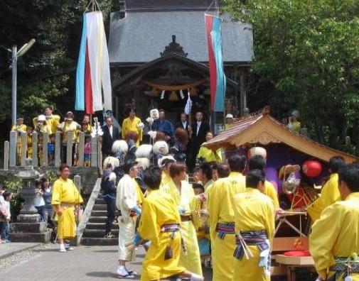 2018 西津祭り (にしづまつり) 小浜市