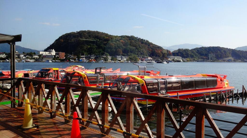 三方五湖ジェットクルーズ(美浜町)