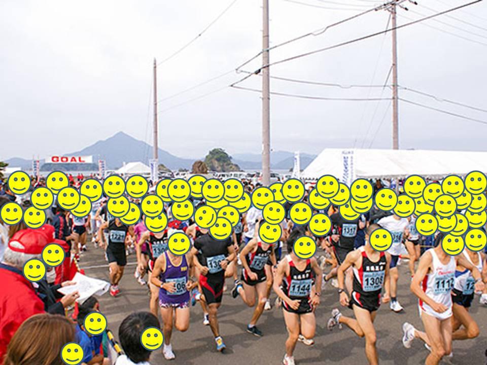 2018 第22回若狭高浜はまなすマラソン(高浜町)