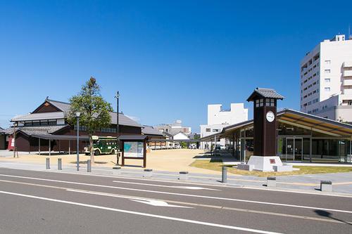 小浜市まちの駅・旭座(小浜市)