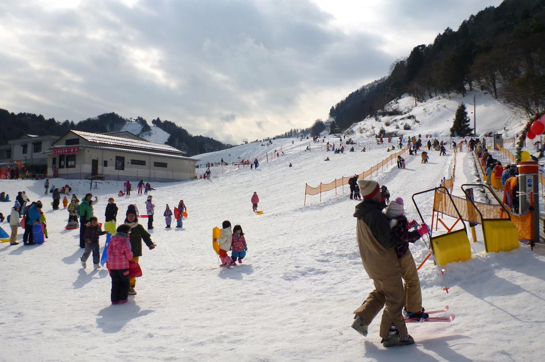 朽木スキー場 キッズゲレンデ