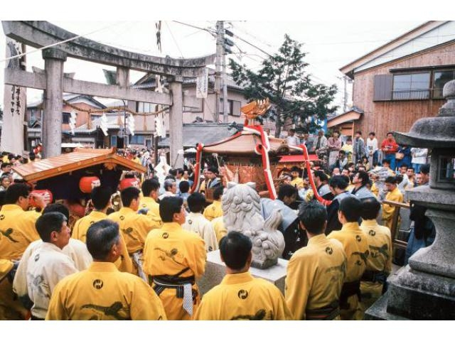 2019 西津七年まつり(小浜市)