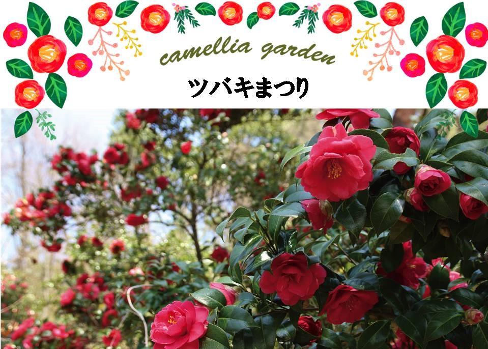 2020 ツバキまつり(舞鶴自然文化園)