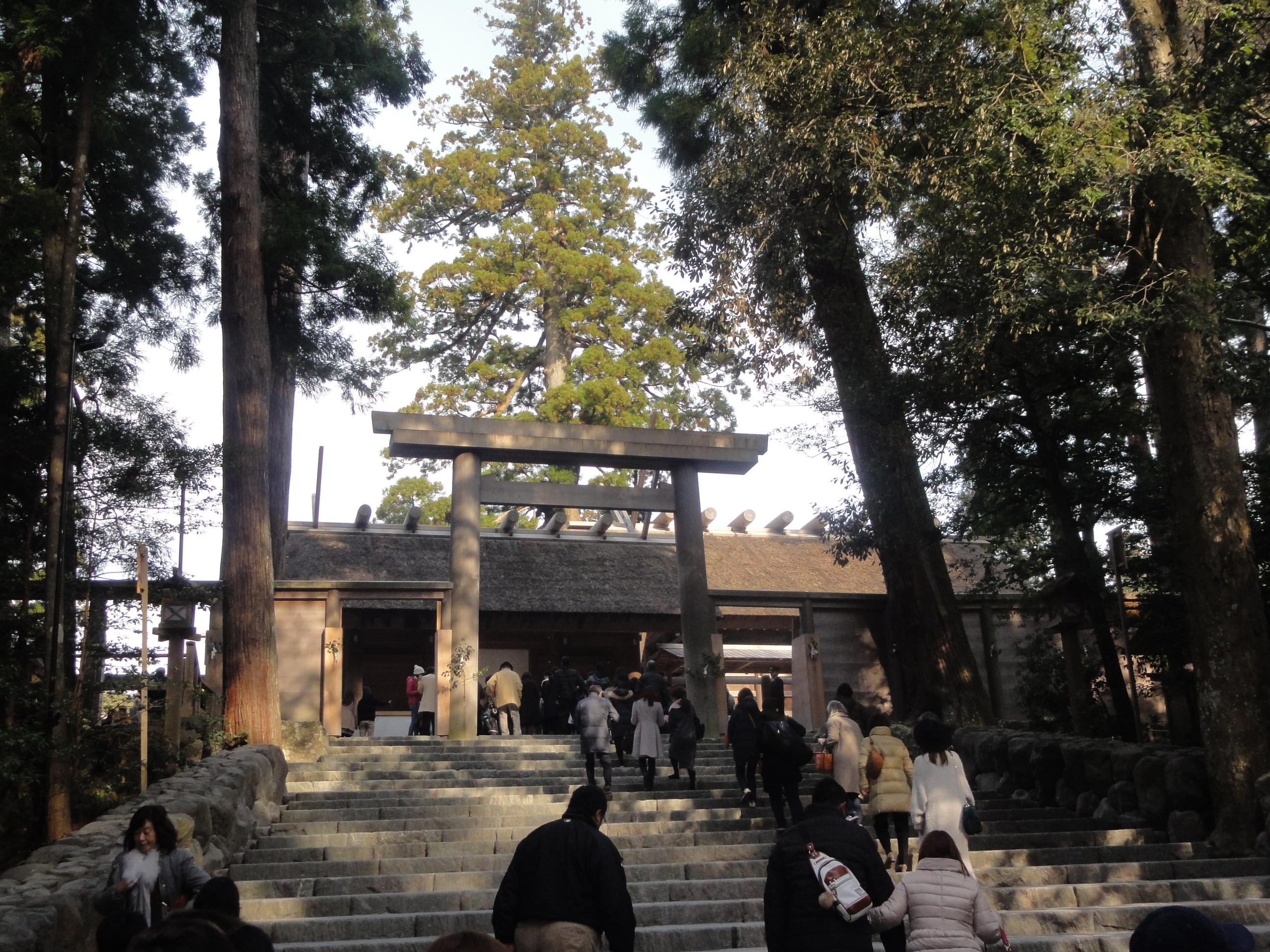 小浜から鳥羽水族館・伊勢神宮参拝 旅行(その2)