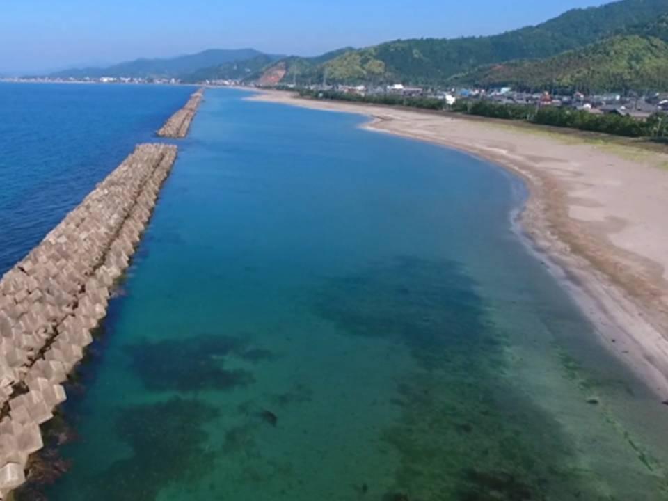2018 はまなすパーク海水浴場(高浜町)