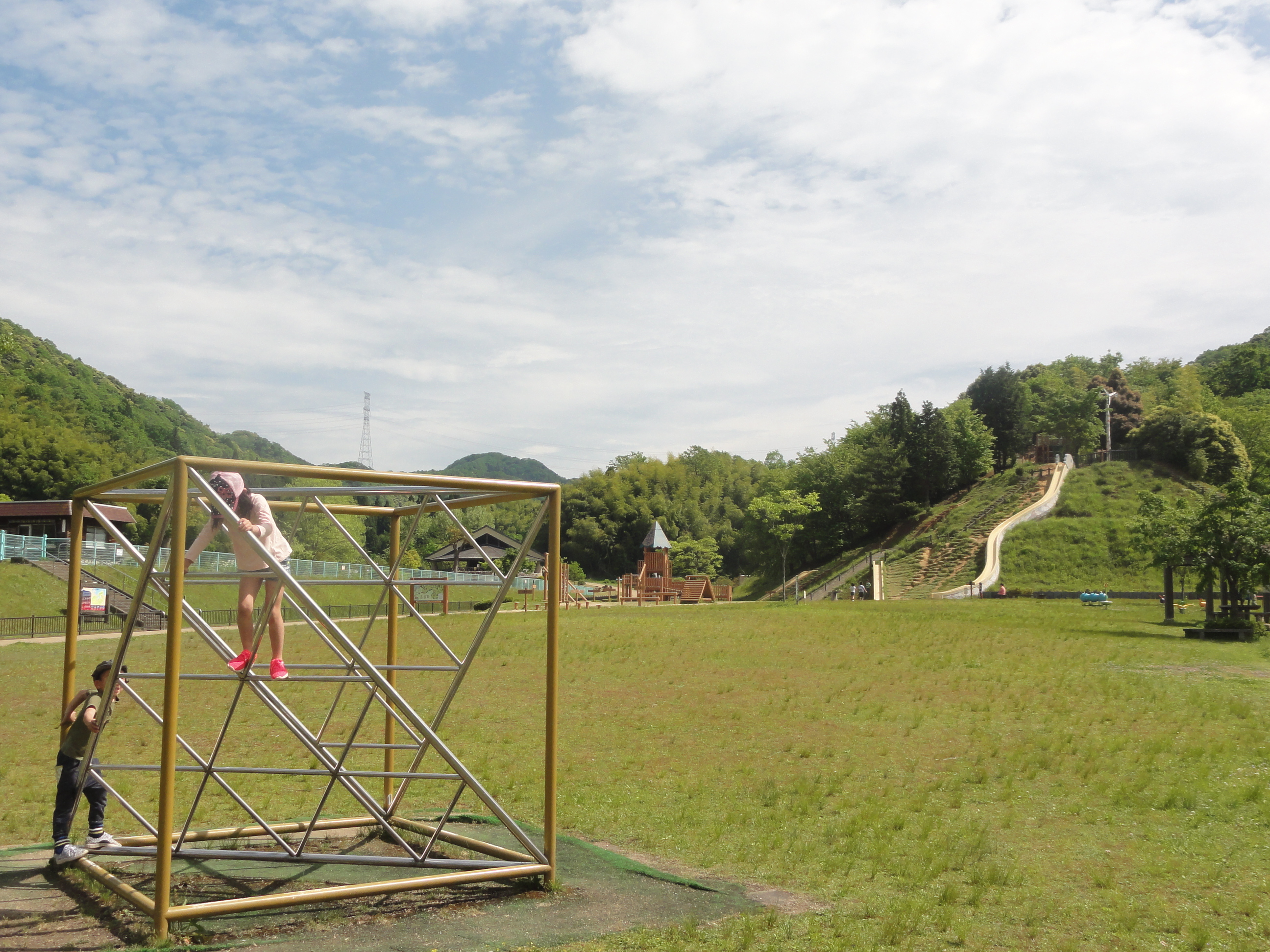 青葉山ろく公園(京都府舞鶴市)