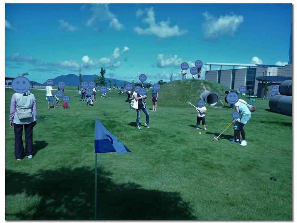 2018 グラウンドゴルフ(こども家族館)