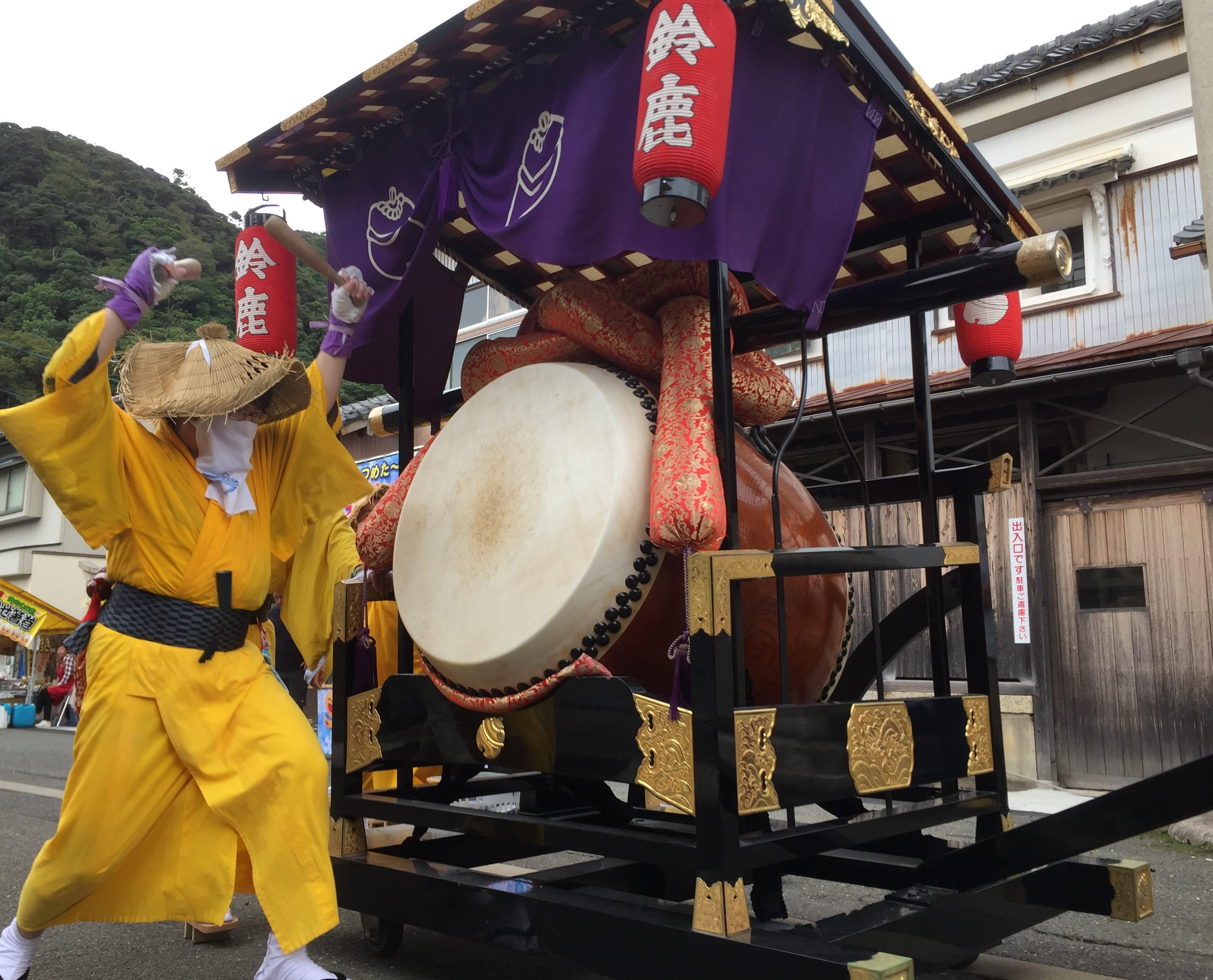 放生祭(ほうぜまつり)(小浜市)