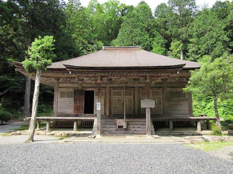 妙楽寺(みょうらくじ)(小浜市野代)